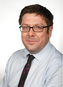 Motion Regional Director David Lewis